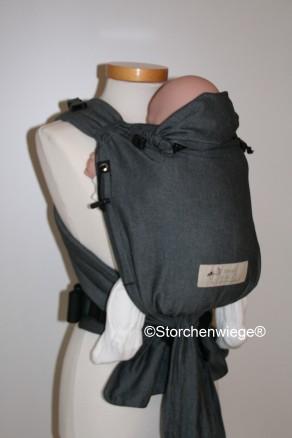 Nosidło miękkie Storchenwiege BabyCarrier 2015