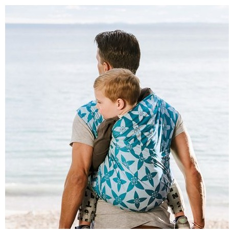 Fidella Fusion 2.0 Baby Carrier with buckles - Blossom