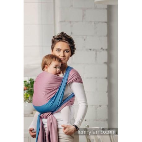 Moja pierwsza chusta do noszenia dzieci - FLUORYT