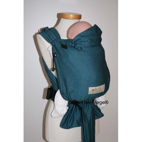 Nosidło miękkie Storchenwiege BabyCarrier 2015 Turkis