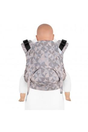 Fidella Fusion Toddler 2.0 Kaleidoscope sand - nosidło ergonomiczne klamrowe