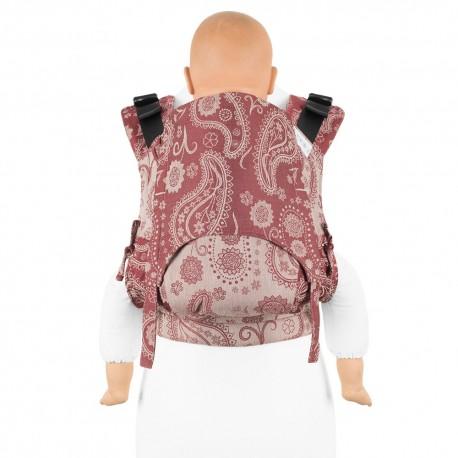 Fidella Fusion Toddler 2.0 Persian Paisley jungle - nosidło ergonomiczne klamrowe